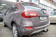 Фаркоп Bosal VFM 1421-A для Renault Koleos 2008- с шаром типа A